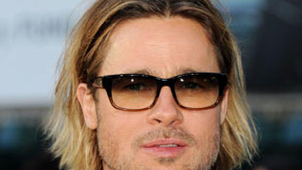 """Brad Pitt en la premiere de la película """"Moneyball"""". Foto: Gtres"""