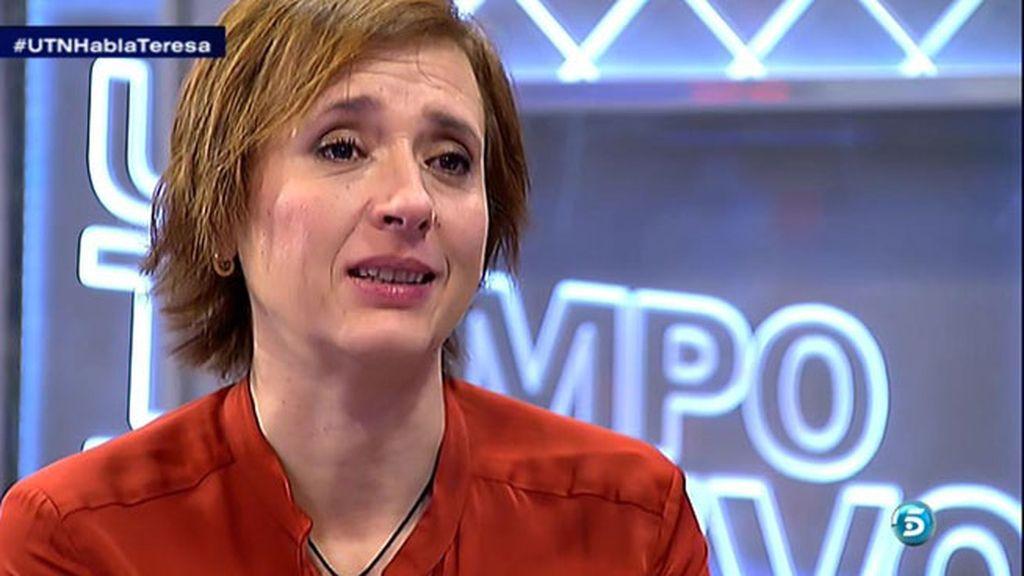 """Teresa Romero: """"Me sentí coaccionada por el médico que me hizo el interrogatorio"""""""