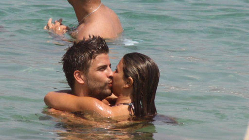 2010: Nuria Tomás, la novia de Piqué antes de Shakira