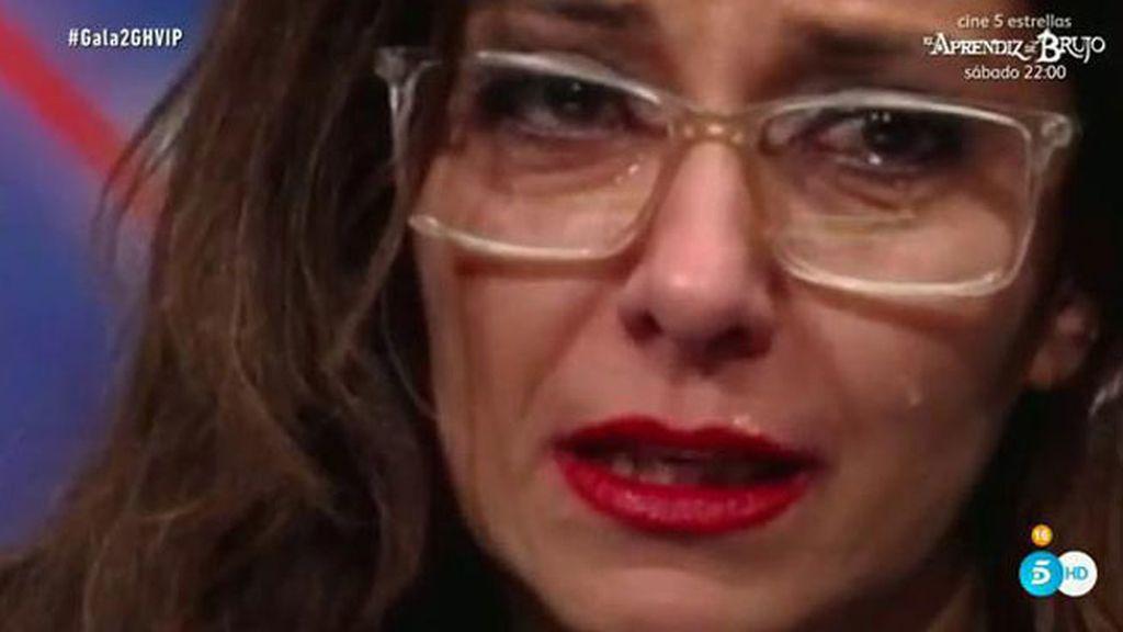 """Lucía Hoyos, a Carmen López: """"Estás todo el tiempo a ver con quién discutes"""""""