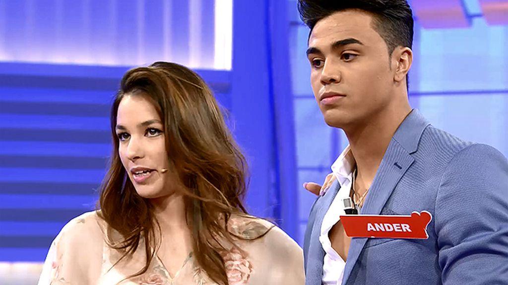 """Nagore: """"Sofía puso los cuernos a Ander con Kiko, el novio de Gloria Camila"""""""