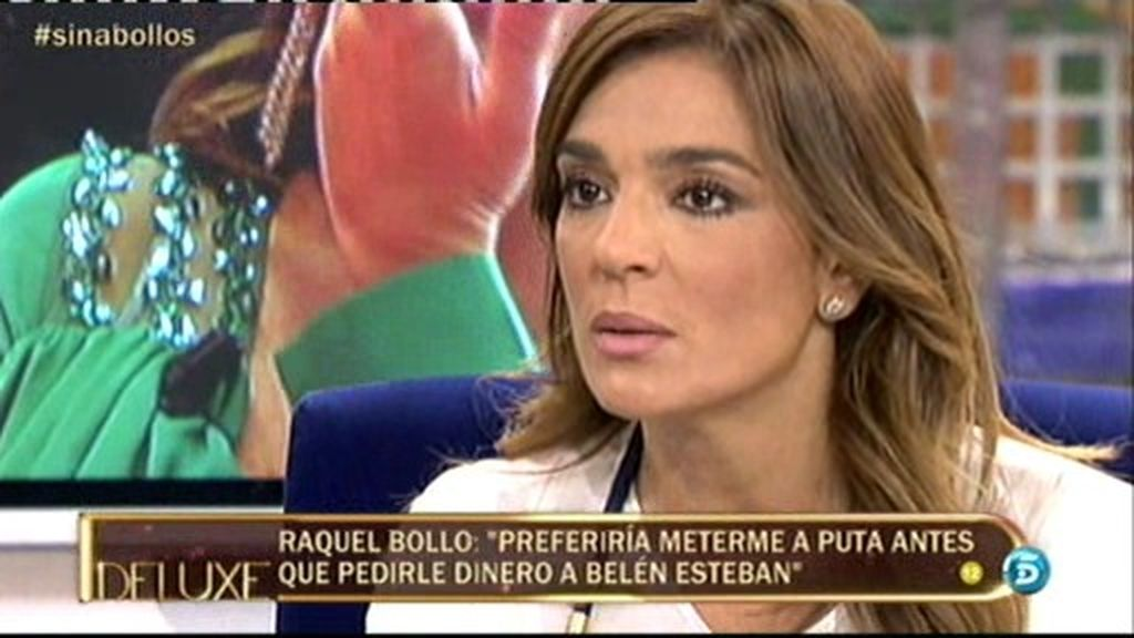 """Belén Esteban, a Raquel: """"Ahora que sé que estás mal, si necesitas mi ayuda, aquí estoy"""""""