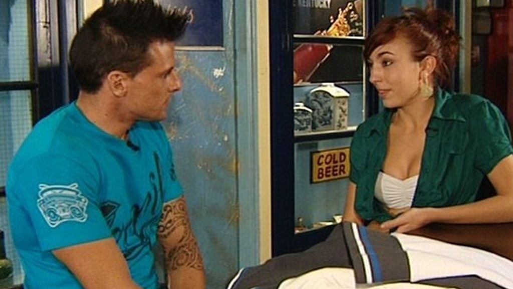 Ferchu y Adriana (25/10/11)