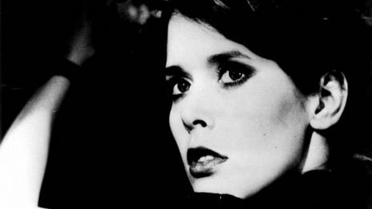 La actriz holandesa, Sylvia Kristel