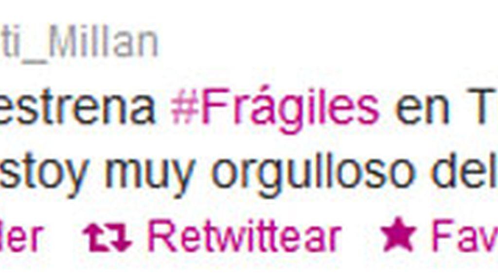 Twitter fragiles