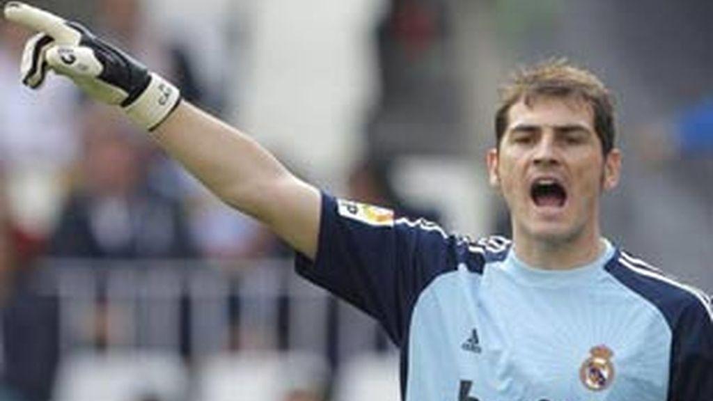 Iker Casillas habla sobre Cristiano. Video: Informativos Telecinco