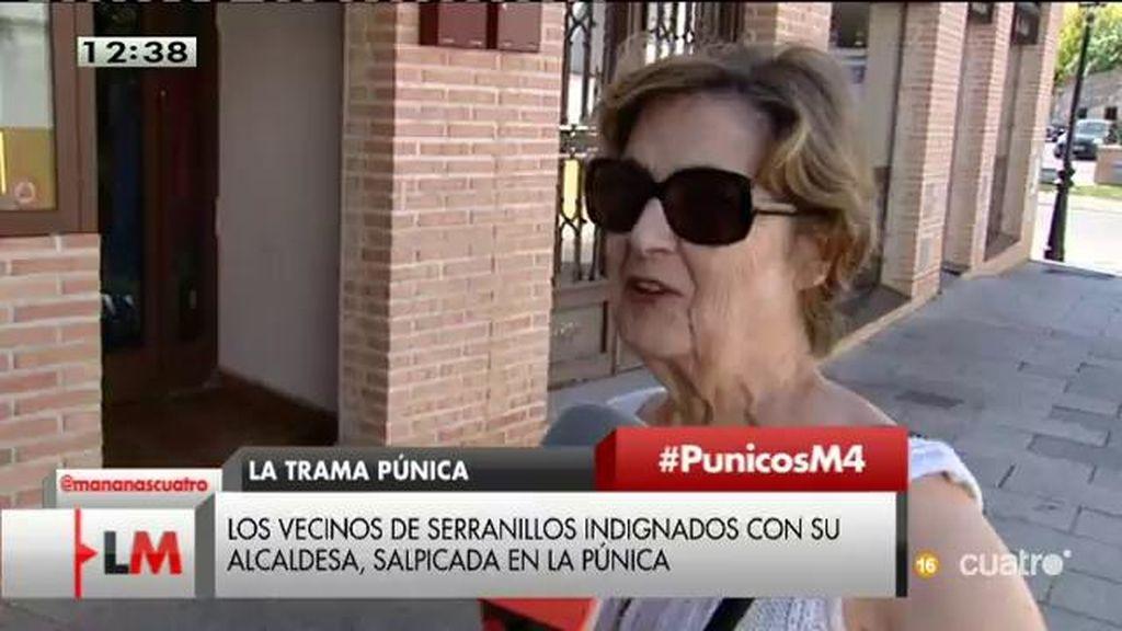 Los vecinos de Serranillos del Valle, indignados