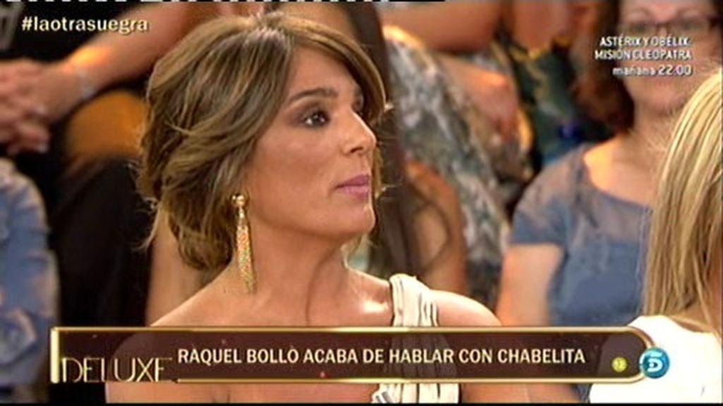"""Alberto Isla se refirió a Chabelita como """"Machupichu"""", según Raquel Bollo"""