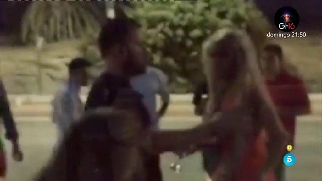 Ylenia terminó en una pelea a la salida de un bolo en Benidorm