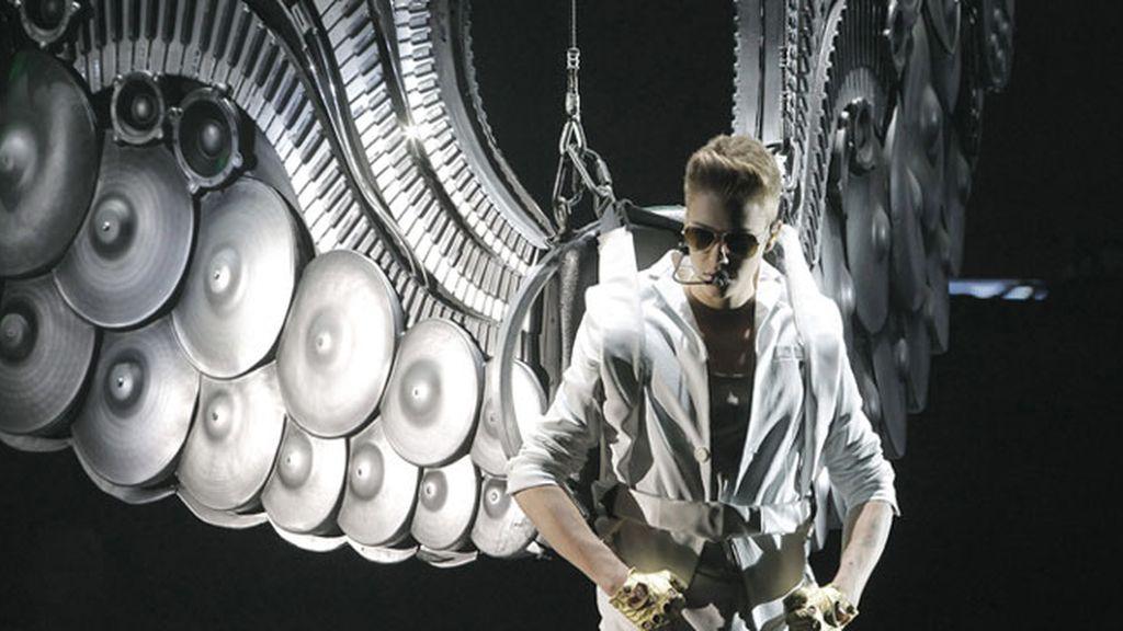 Justin Bieber enloquece Madrid
