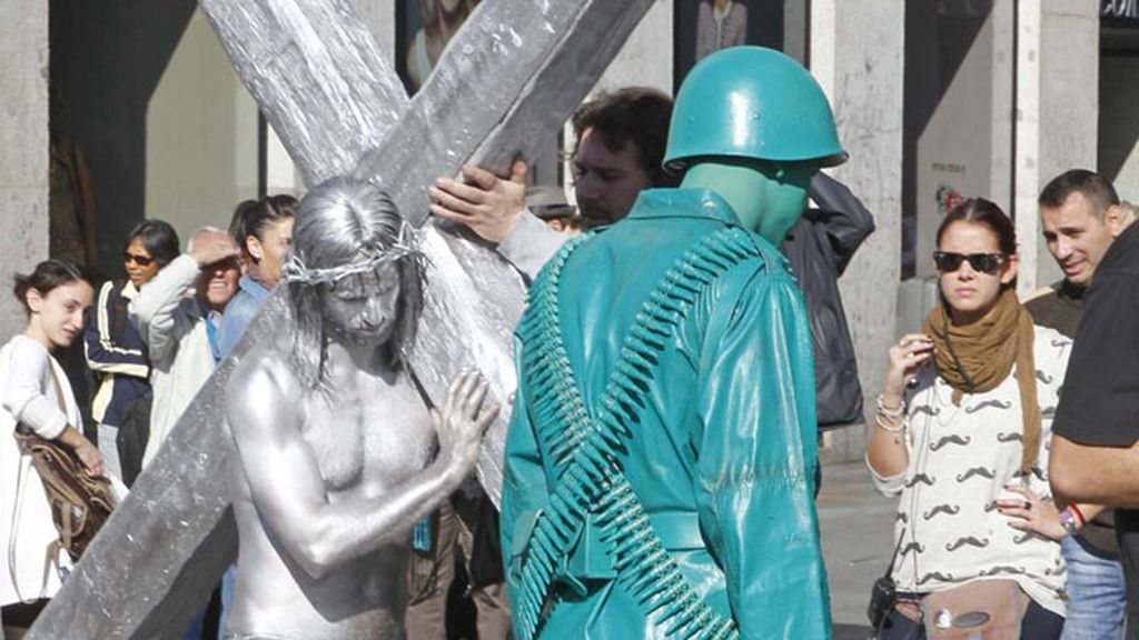 El rodaje de Las Brujas de Zugarramurdi de Álex de la Iglesia