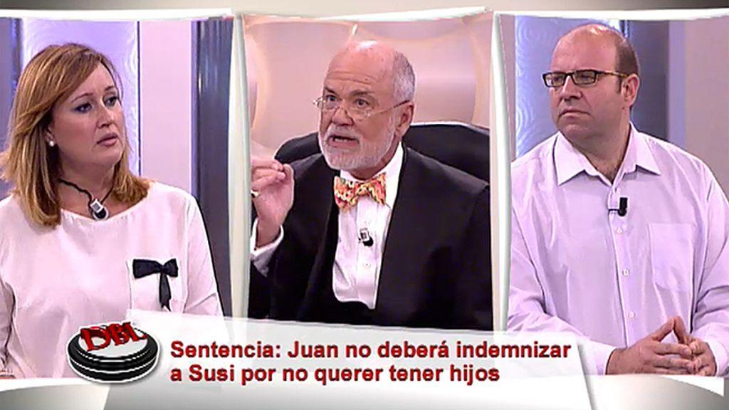 La sentencia de Don Gustavo Larraz