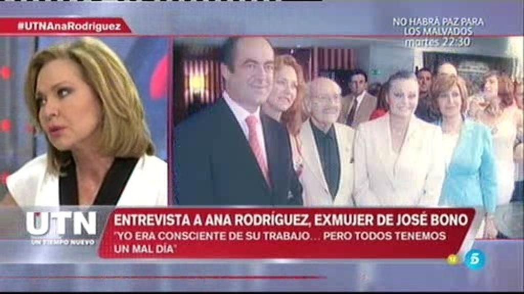 """Ana Rodríguez: """"Mi ex es el padre de mis hijos, eso es mucho más que un amigo"""""""