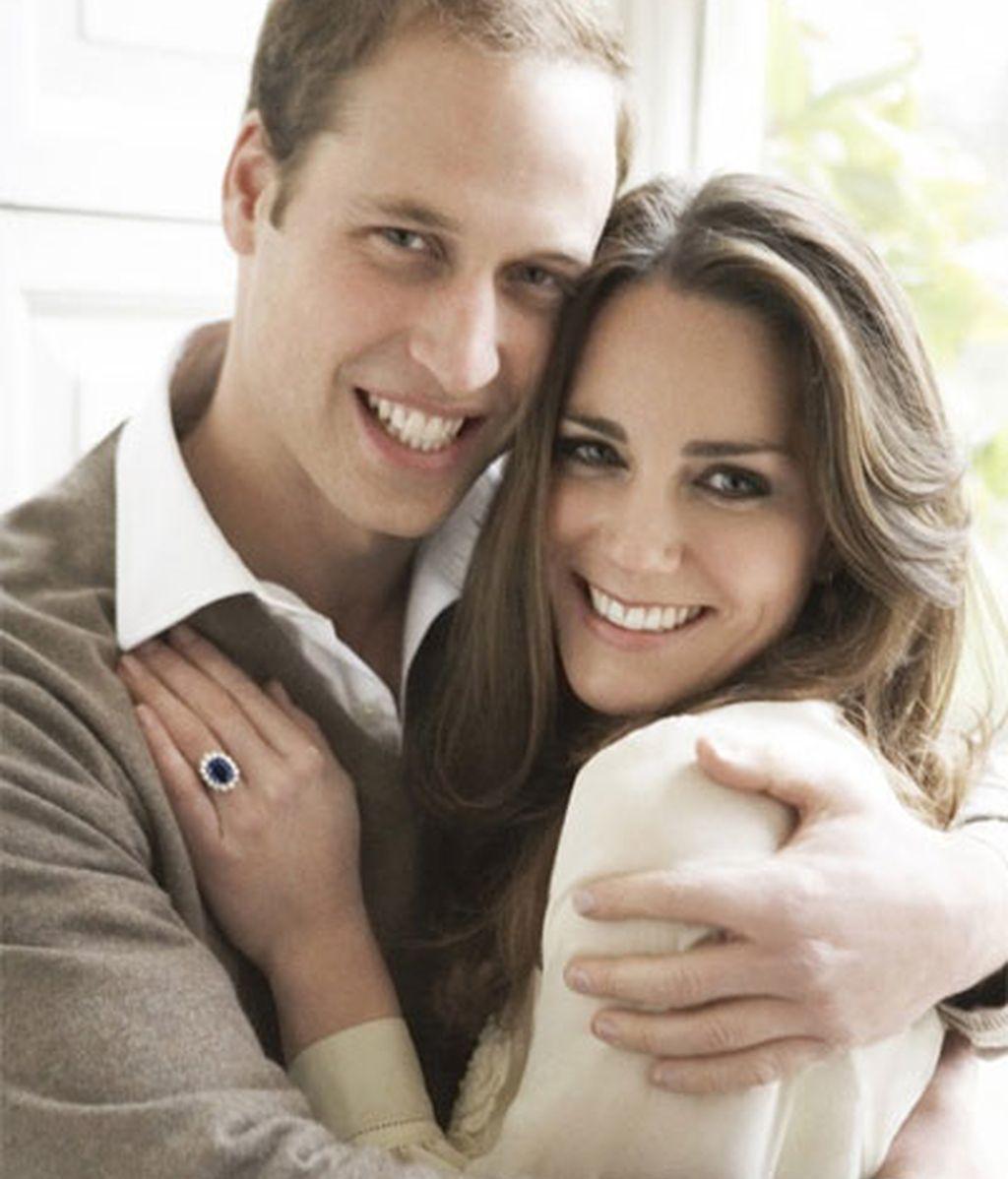 Prometido con Kate Middleton