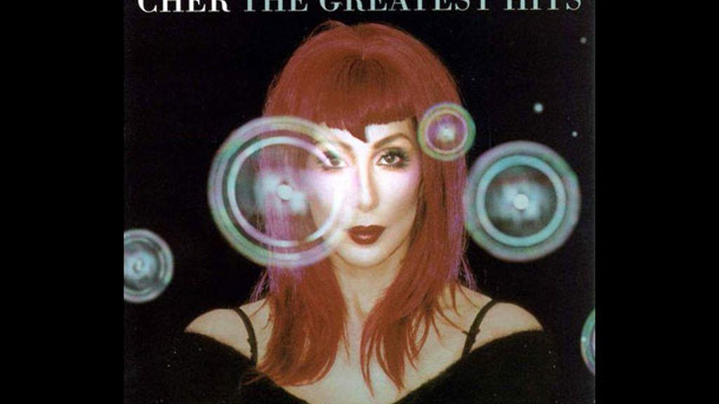 Cutis 10 en la portada de sus grandes éxitos, en el '99