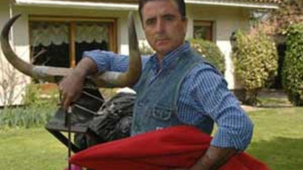 Ortega Cano, en una imagen de archivo. Foto: EFE