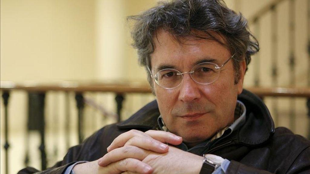 En la imagen, el escritor Andrés Trapiello. EFE/Archivo