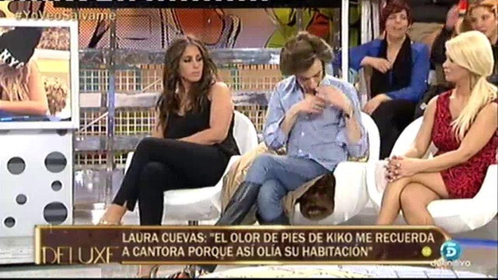 """Florentino de la Flo a Jorge Javier: """"No puedo enseñarte mi pezón en este estado"""""""
