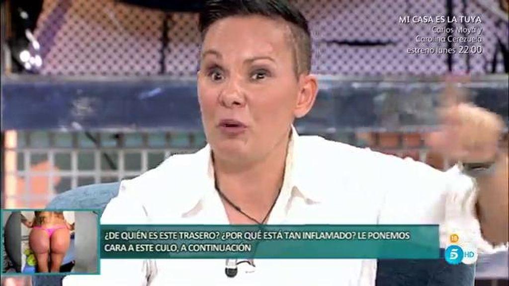 """Raquel Morillas: """"Ahora mismo tengo menos 172 euros en la cuenta del banco"""""""
