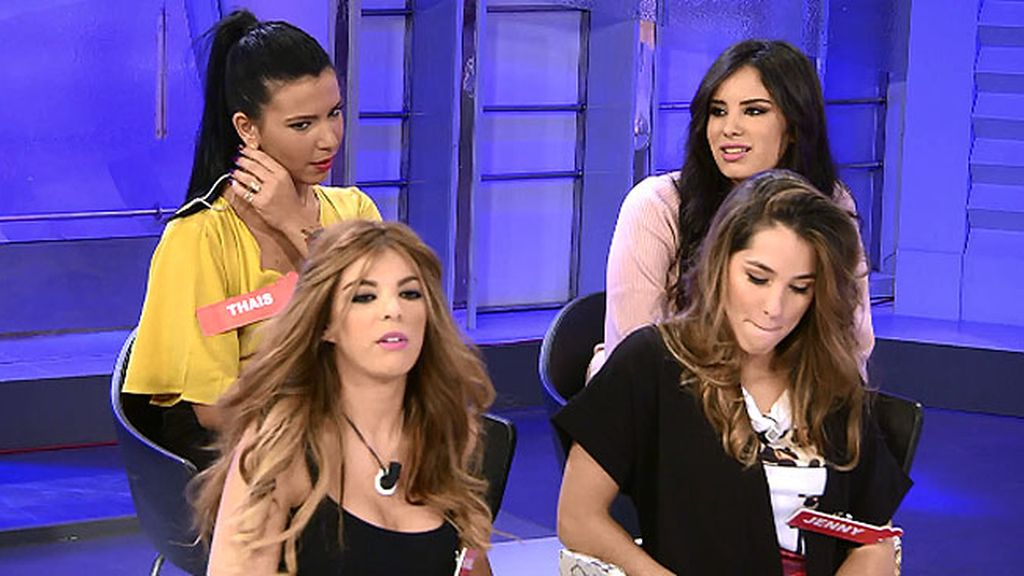 """Iratxe, a Ana Anginas: """"Eres una víbora"""""""