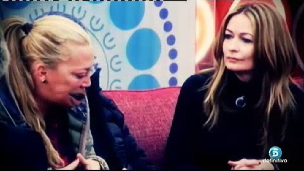 Omaita y Antonia se cuelan en 'GH VIP'