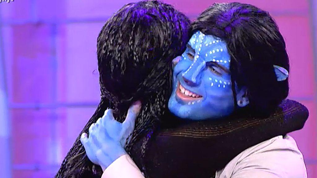 Vuelven a saltar chispas entre Avatar y Avatarina, ¿flechazo en Pandora?