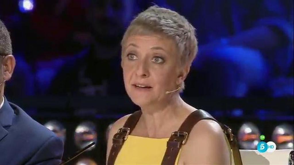 """Eva Hache, a Arianna: """"Tienes que cambiarte el nombre y llamarte 'Bárbara Brutísima"""""""