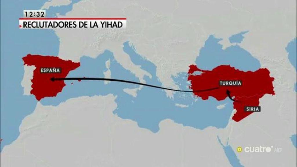 Internet, el principal foco de captación de yihadistas
