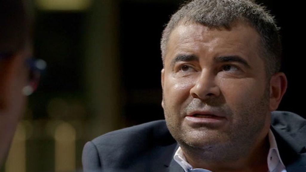 """Jorge Javier Vázquez: """"De mi padre no hablamos mucho, nos duele compartirlo"""""""