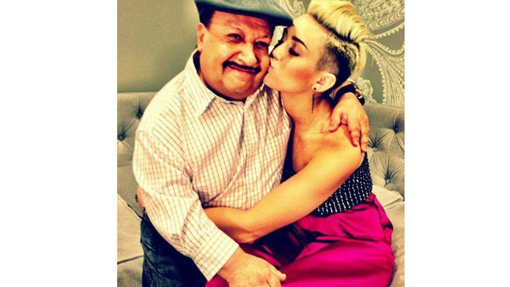 Miley Cyrus en Pheed