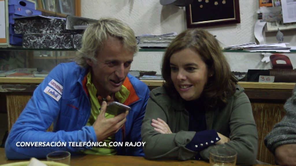 Rajoy se comprometió a ir a Planeta Calleja si la experiencia de Soraya era buena