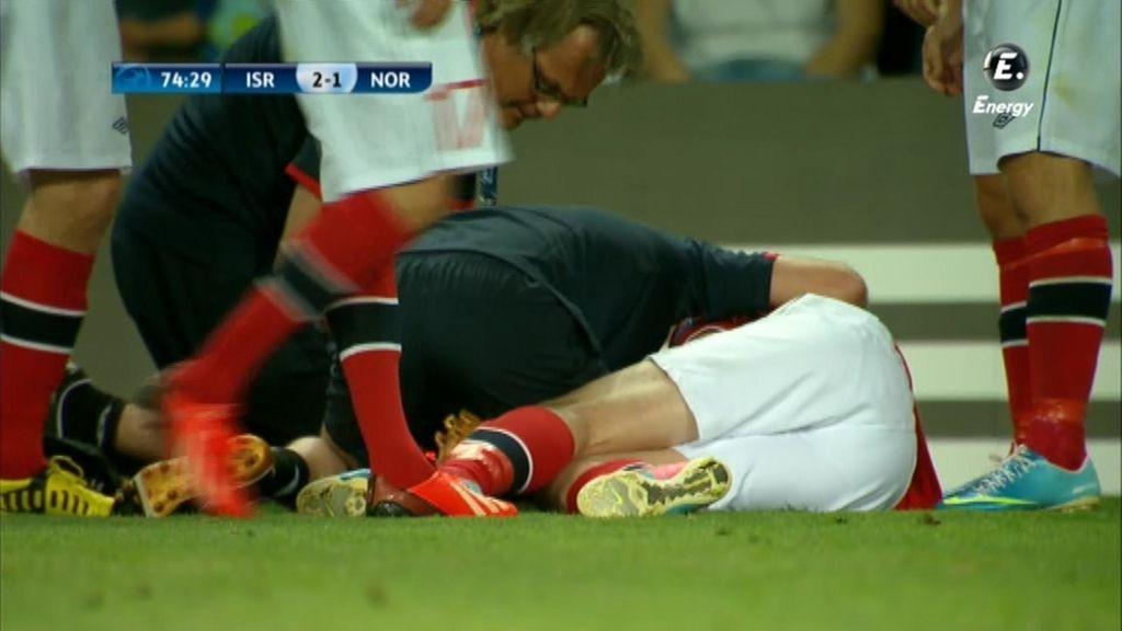 Las asistencias atienden a un jugador noruego.
