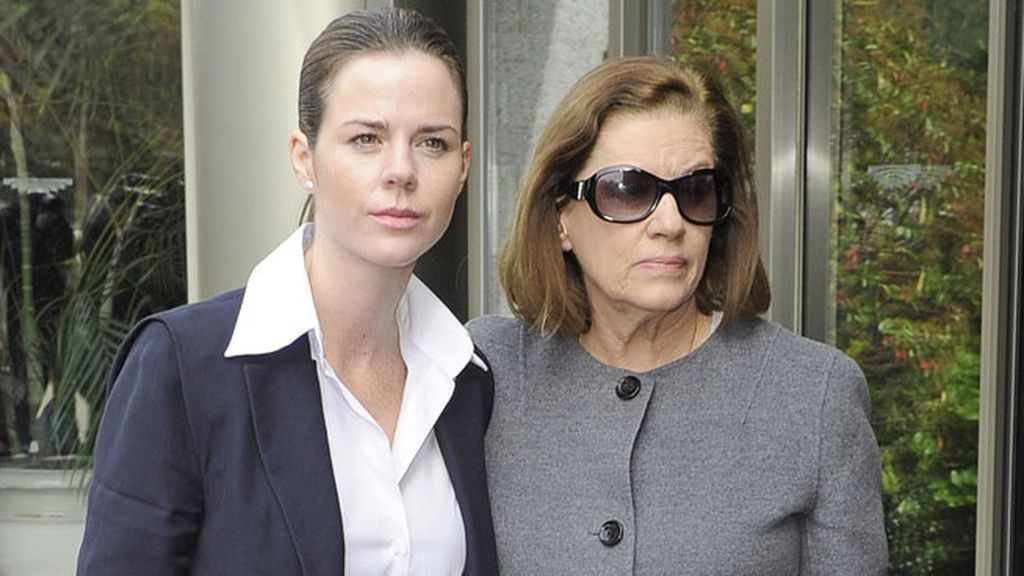 Amalia Bono y Natalia Figueroa