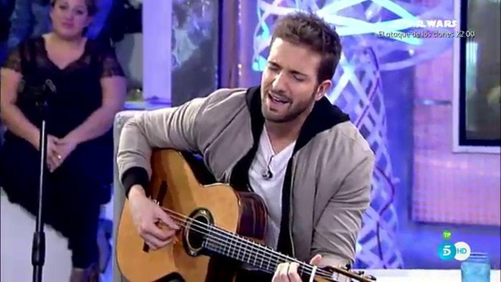 Pablo Alborán dedica una canción muy especial a sus fans