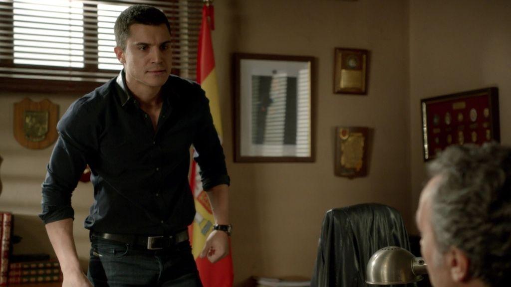 """Morey se enfrenta a Fran: """"Soy tu jefe y vas a obedecer mis órdenes"""""""