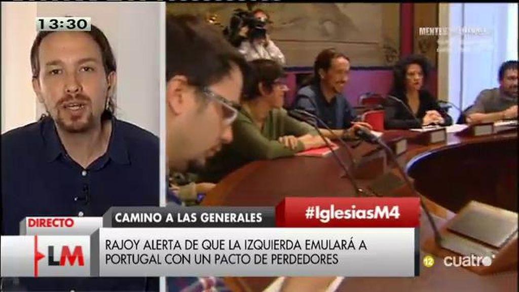 """Iglesias, de Ciudadanos: """"Además de salir en la TV hay que trabajar en las instituciones"""""""