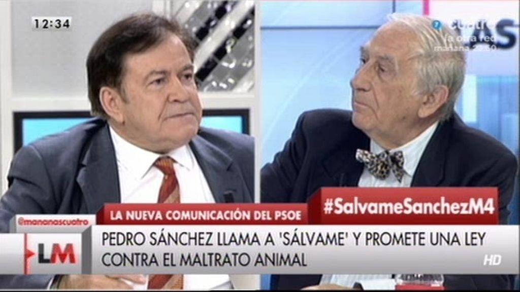 """Ángel Gimeno: """"En Andalucía están arrepentidos de haber apoyado a Pedro Sánchez"""""""