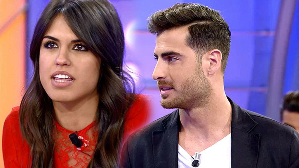 """Sofía, sobre Carlos, pretendiente de Jenny: """"Quería entrar a por mí y yo le dije que no"""""""