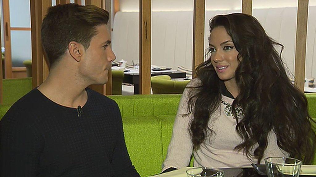 Cita Samira y Adrián (24/11/2014)