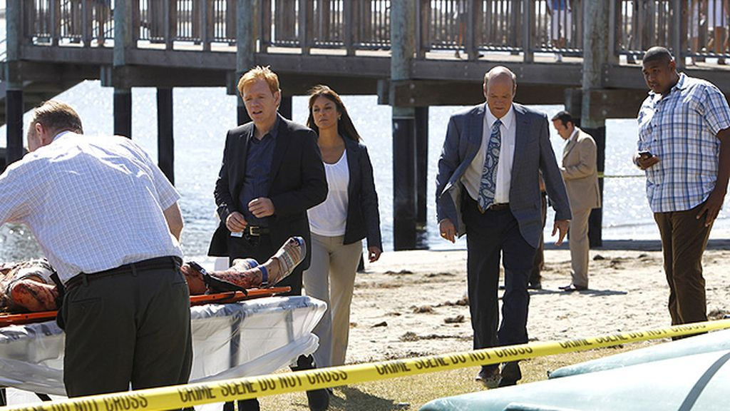 Investigación, asesinatos y mucha intriga en 'C.S.I'