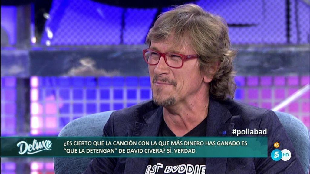"""Alejandro Abad: """"Compuse 'Que la detengan' para David Civera mientras me duchaba"""""""