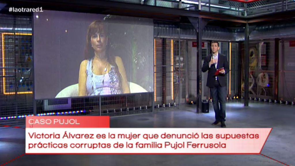 Victoria Álvarez explica porqué decidió no denunciar los malos tratos en su día