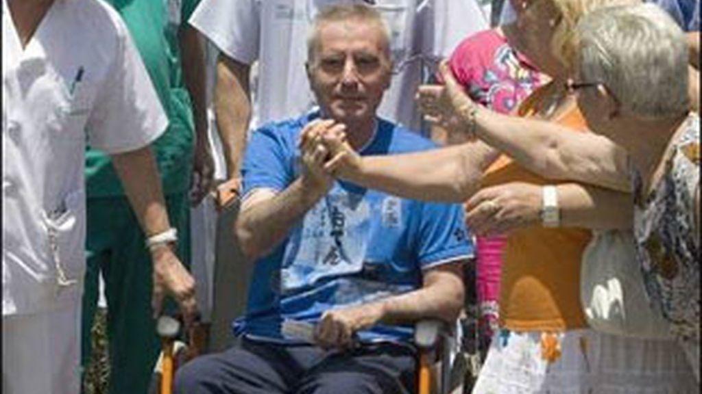 """""""La única pena que tiene es la psíquica, él tiene en la cabeza todo el rato que ha matado a una persona"""", asegura De la Puerta. Foto: EFE/Archivo"""