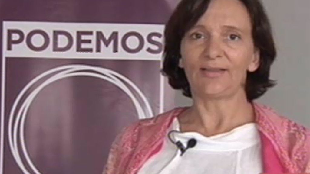 """C. Bescansa, de Rato: """"Ha perpetrado una de las grandes estafas contra el erario público que es la salida a bolsa de Bankia"""""""