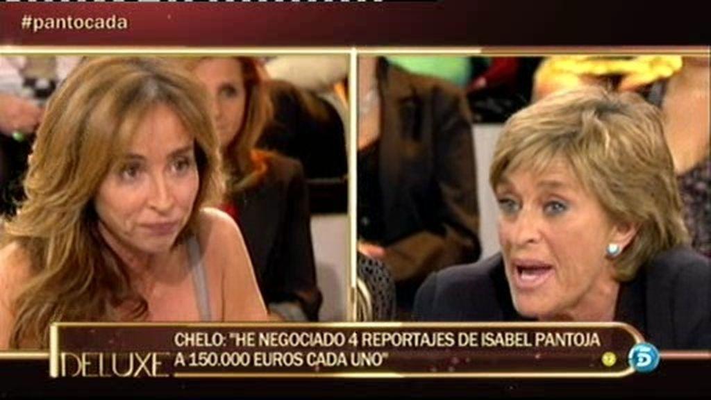 "Patiño: ""Isabel Pantoja ha acudido a Telecinco pidiendo cantidades innegociables"""