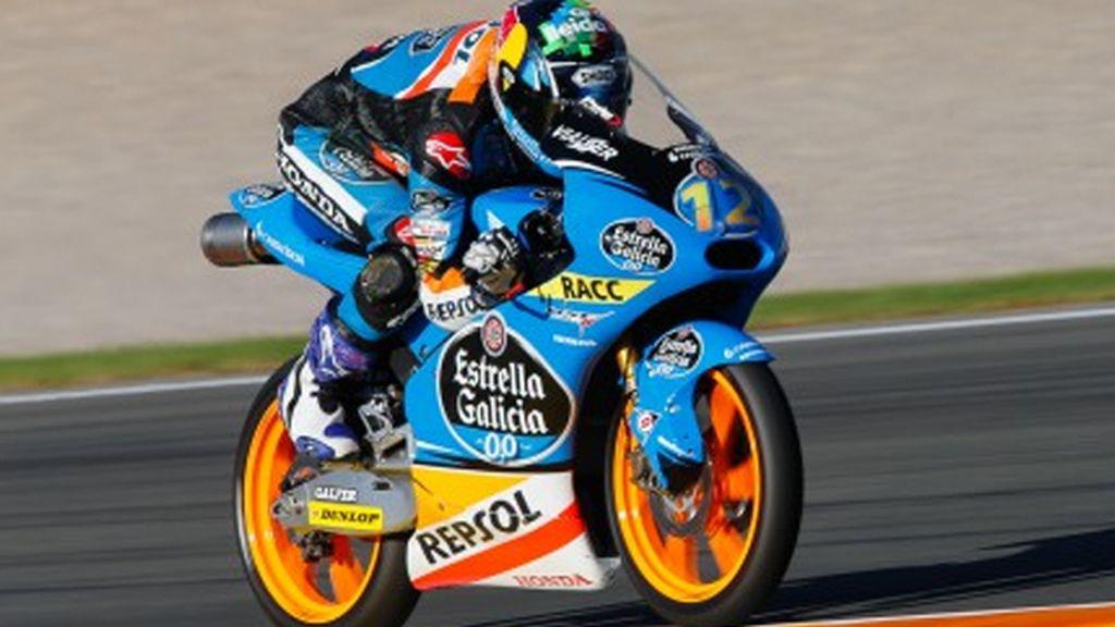Álex Márquez saldrá tercero y Miller segundo, en busca de la corona de Moto3