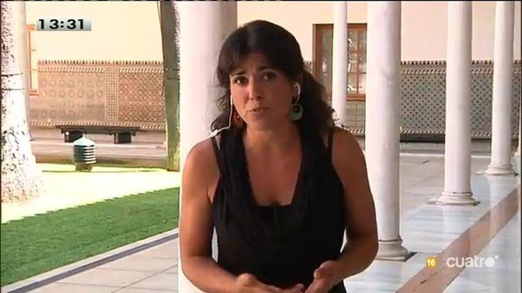 """Teresa Rodríguez: """"Planteamos que todo el mundo haga un esfuerzo y done las dietas"""""""