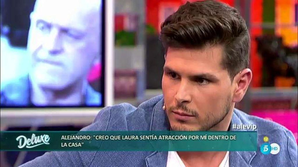 """Alejandro, sobre la mujer: """"Prefiero trabajar yo y que ella esté en casa con los niños"""""""