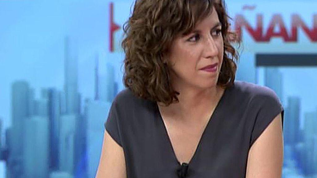 """I. Lozano: """"Si estuviera creando un nuevo partido no haría campaña por UPyD"""""""