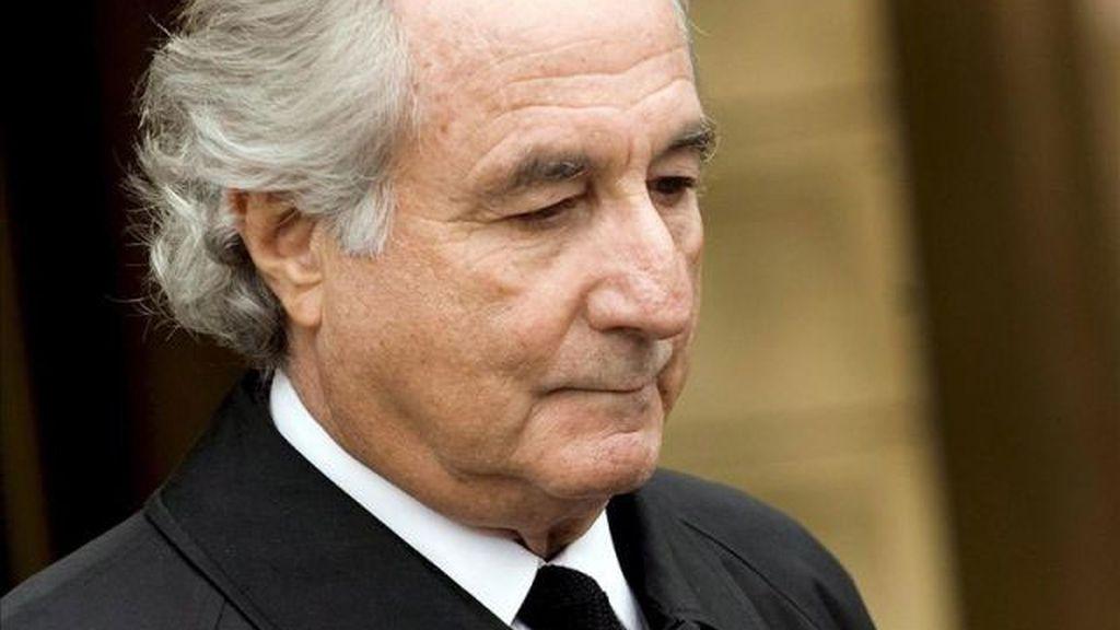 Imagen de archivo del financiero estadounidense, Bernard Madoff